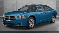 2013 Dodge Charger R/T Plus