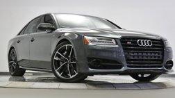 2017 Audi S8 4.0T quattro