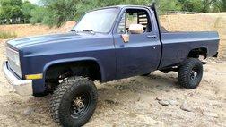 1982 Chevrolet C/K 20 Series K20