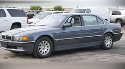 2001 BMW 7 Series 740iL