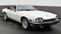 1989 Jaguar XJ-Series XJS