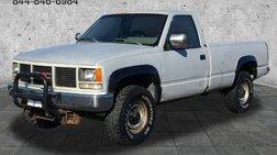 1993 GMC Sierra 2500 Base