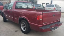 1998 Chevrolet  Reg. Cab Short Bed 2WD