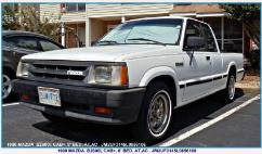 1990 Mazda B-Series Truck B2600i