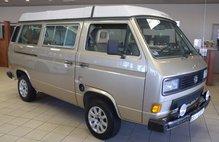 1986 Volkswagen Vanagon GL Camper