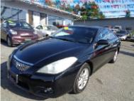 2007 Toyota Camry Solara Sport Coupe 2D