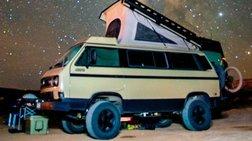 1991 Volkswagen Vanagon GL Camper