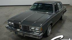 1986 Oldsmobile Cutlass Supreme Brougham