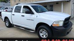 2012 Dodge Ram 1500 4WD Crew Cab 140.5