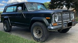 1978 Jeep Cherokee Chief Widetrack