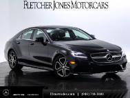 2015 Mercedes-Benz CLS-Class CLS 400