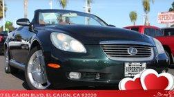 2002 Lexus SC 430 Base