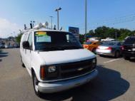 2002 Chevrolet Express Cargo Van 2500