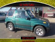 1996 Geo Tracker 2-Door 4WD