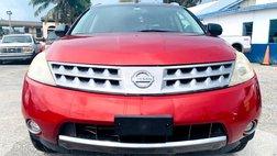 2006 Nissan Murano 4dr SE V6 AWD