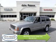 2000 Jeep Cherokee Limited