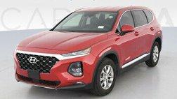2019 Hyundai Santa Fe 2.4 SEL Sport Utility 4D