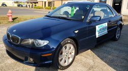 2006 BMW 3 Series 325Ci
