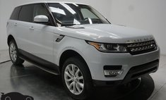 2016 Land Rover Range Rover Sport HSE