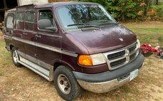 2002 Dodge Ram Van B1500