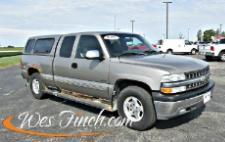 2001 Chevrolet Silverado 1500 LS Extended Cab