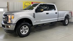 2017 Ford F-250 XLT Crew Cab Long Bed 4WD