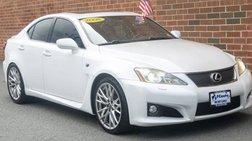 2008 Lexus IS F Base