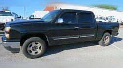 2006 Chevrolet Silverado 1500 4X4 CREWCAB 5 3/4' BED 5.3 AUTO 3:42