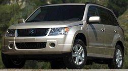 2007 Suzuki Grand Vitara XSport