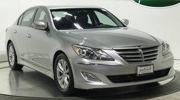 2012 Hyundai Genesis 3.8L V6