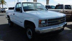 1991 Chevrolet C/K 1500 Reg Cab 117.5