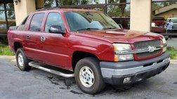 2005 Chevrolet Avalanche LT