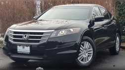 2012 Honda Crosstour Leather Heated Seats Back Up Camera Sunroof NICE!