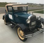 1929 Ford 1929 FORD MODEL A