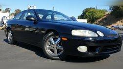 2000 Lexus SC 300 Base