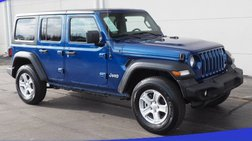 2018 Jeep Wrangler Unlimited Unlimited Sport