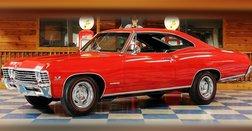 1967 Chevrolet Impala 396 Big Block / 4 Speed
