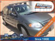 2002 Chrysler Voyager Base