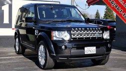 2011 Land Rover LR4 Base