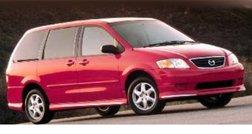 2000 Mazda MPV DX