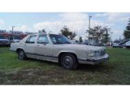 1990 Mercury Grand Marquis GS