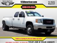 2011 GMC Sierra 3500HD Work Truck
