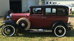 1931 Chevrolet 1931 CHEVROLET 4-DOOR SEDAN AE INDEPENDENCE