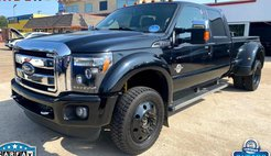 2016 Ford F-450 Super Duty King Ranch