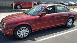 2002 Jaguar S-Type 3.0