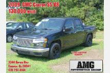 2009 GMC Canyon SLE-3