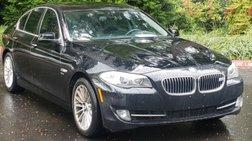 2012 BMW 5 Series 535i xDrive