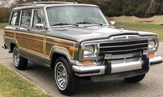 1991 Jeep Grand Wagoneer Base