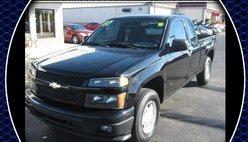 2007 Chevrolet Colorado Work Truck Ext. Cab 2WD