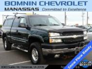 2003 Chevrolet Silverado 2500HD LS H/D Extended Cab